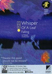 The Whisper of a Leaf Falling