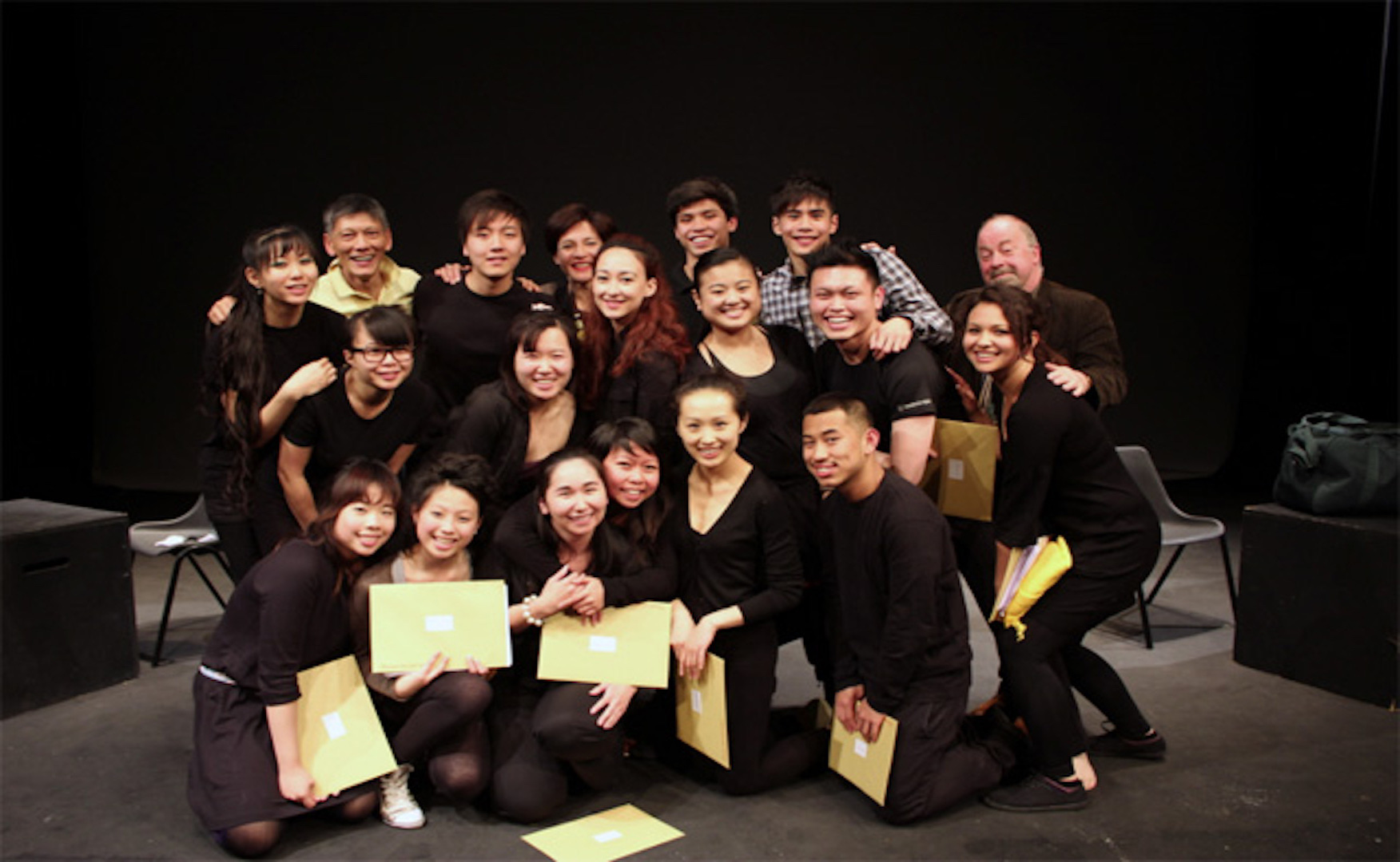 Yellow Earth Academy 2011