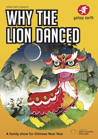Why the Lion Danced 2013