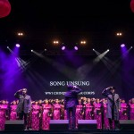 Song Unsung Chinese Labour Corps Trafalgar Square Chinese New Year 2016