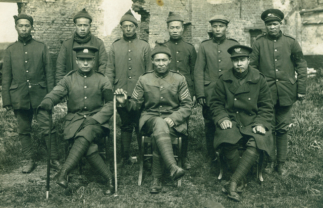 Song Unsung: WW1 Chinese Labour Corps