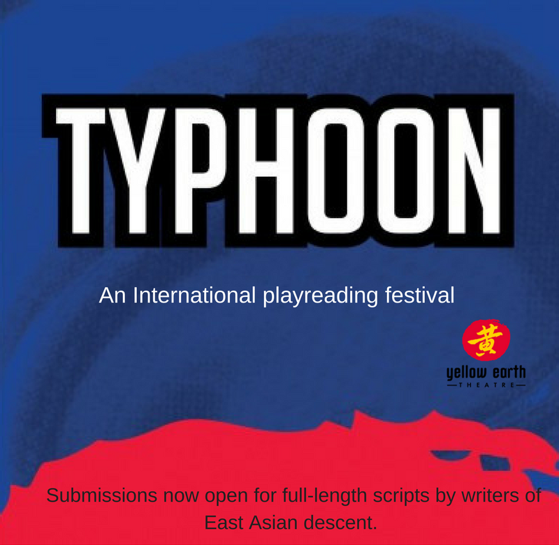 Typhoon 2017 call out logo